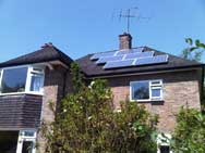 Solar PV Installation Cambridge