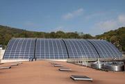 Moser Baer Solar Installation