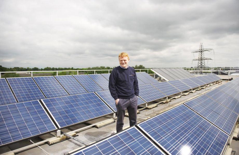 About Cambridge Solar