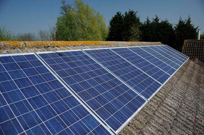 Solar Panel Installation in Cambridge