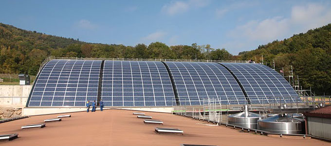 Large Scale Solar PV Systems