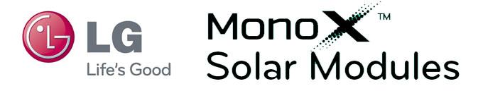 LG Solar PV panels banner