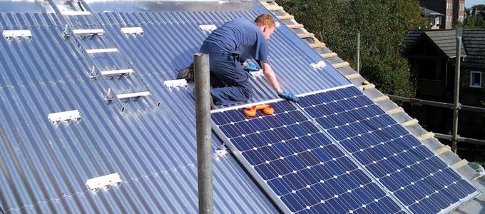 Professional Solar PV Installation Services