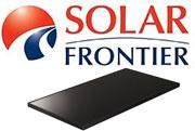 Solar Frontier Solar PV Panels