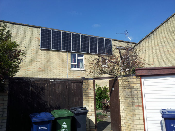 Solar PV Installers in Royston